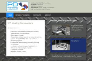 PD welding constructions