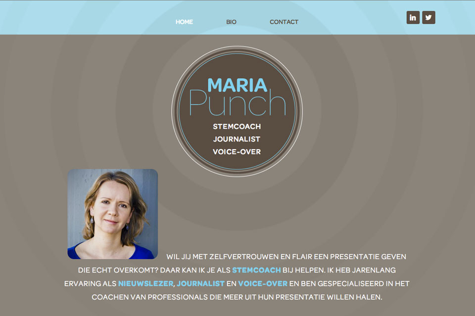 maria punch