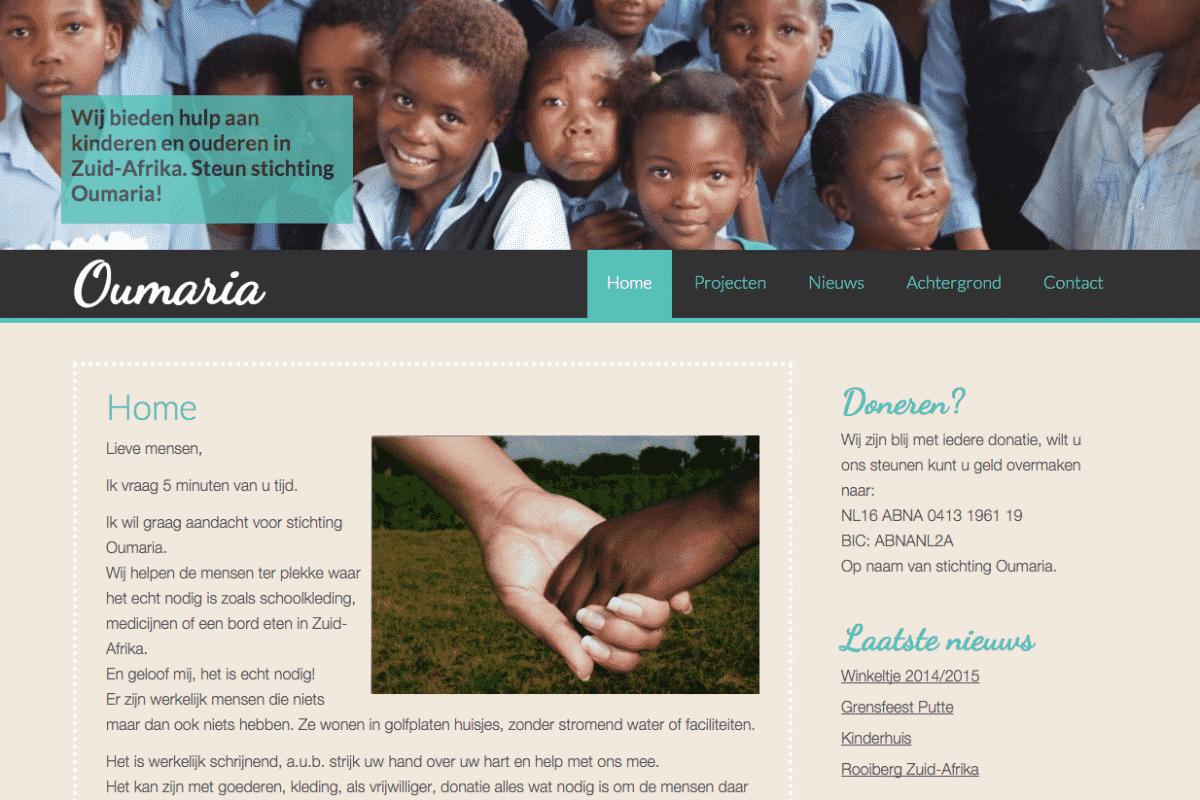 website oumaria
