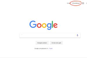Zoek in Google naar afbeeldingen om te voorkomen dat je per ongeluk een foto gebruikt waar je geen recht op hebt.