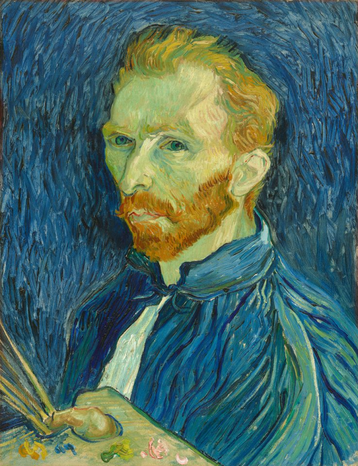 Gratis download van Van Gogh