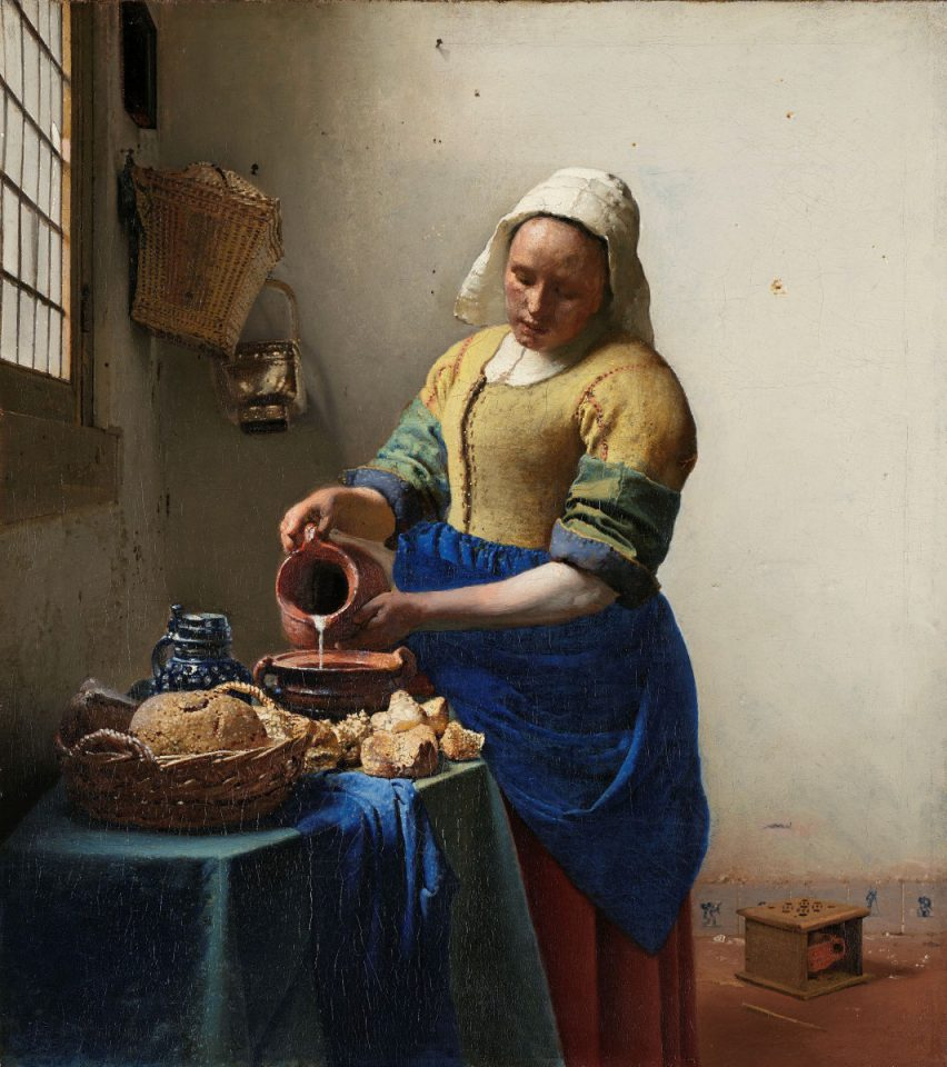 Gratis download van Vermeer