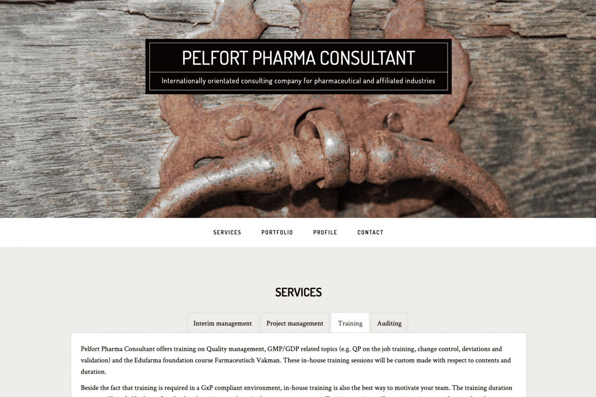 pelfortpharma website
