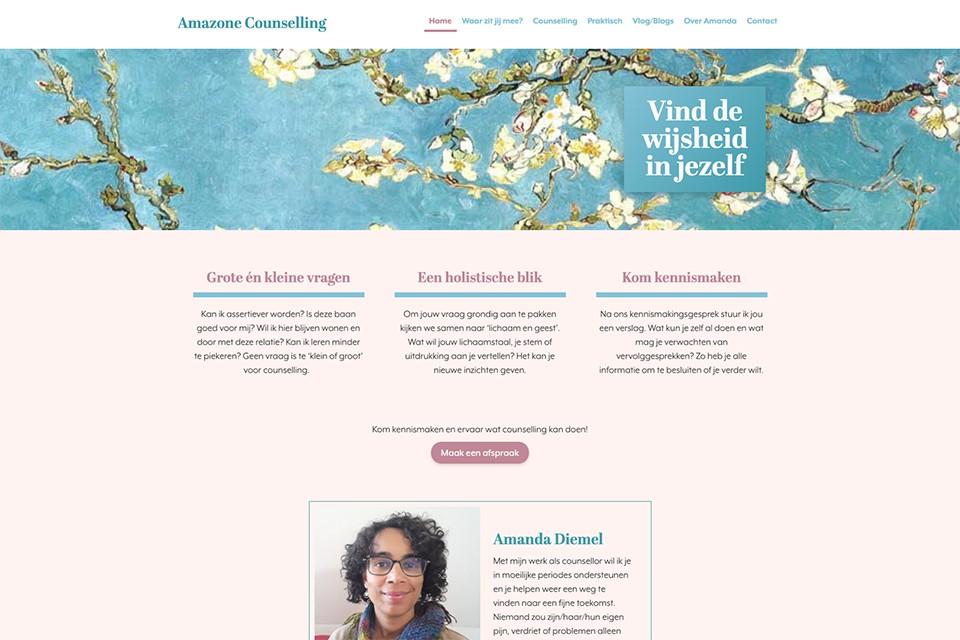 website amazone counselling
